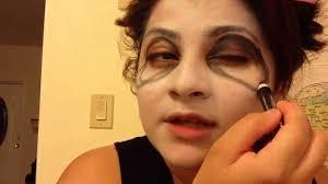 easy panda makeup tutorial you