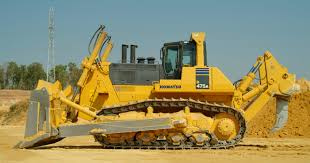 komatsu bulldozer wallpapers vehicles