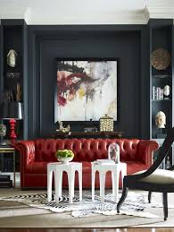 a chesterfield sofa into your interior