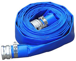 lay flat hose kit with camlock fittings