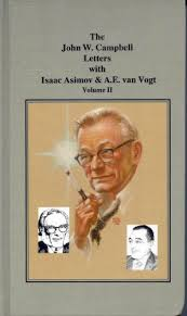 Amazon   The John W. Campbell Letters with Isaac Asimov and A.E. ...