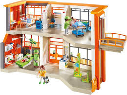 Playmobil Furnished Children S Hospital By Playmobil Barnes Noble
