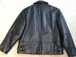 leather jacket black men biegmikolajow