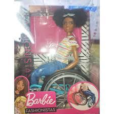 Giảm giá 210k]Búp bê Barbie Fashionista