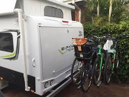 jayco pop up bike rack fit of swagman