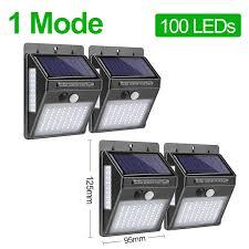 goodland 100 led solar light outdoor
