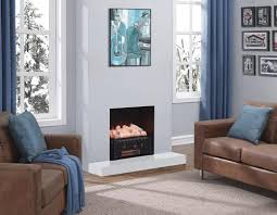 21 electric fireplace logs with remote