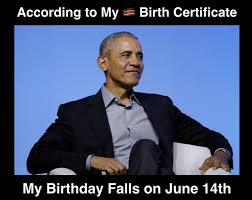 Happy Obama Day - June 14 | Barack Obama | Know Your Meme