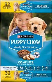 purina puppy chow review rating