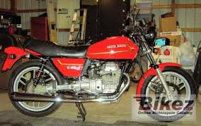1982 moto guzzi v 50 iii specifications