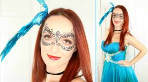 masquerade mask makeup outfit 6