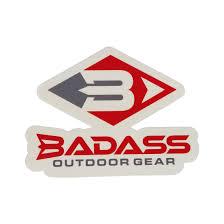 Bad Ass Outdoor Gear Window Decal Badass Outdoor Gear