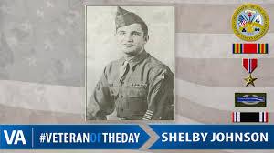 VeteranOfTheDay Shelby Johnson - VAntage Point