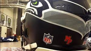 Seahawks To Wear Mp Helmet Decal In Game Against Oakland Komo