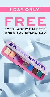 eyeshadow palettes revolution beauty