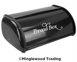 Bread Box Vinyl Sticker Kitchen Breadbox Label Die Cut Decal Bin Swash Ebay