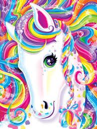 Rainbow Majesty Poster Wall Art By Lisa Frank Walmart Com Walmart Com