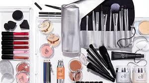 e l f cosmetics shares sneak k of