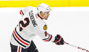 Blackhawks Trade Adam Clendening To Vancouver | Committed Indians
