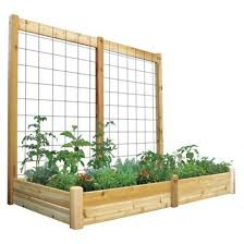 gronomics raised garden bed with