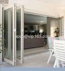 exterior bi folding door from china