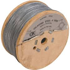 17 Gauge Electric Fence Wire