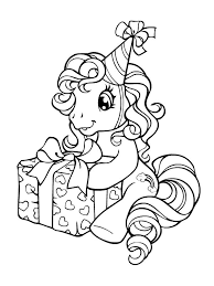 My Little Pony Mon Petit Poney Http Www Kidzeo Com Coloriage