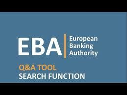 single rulebook q a european banking