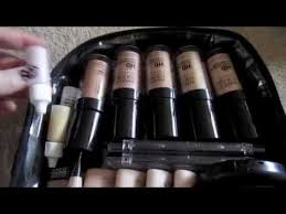 freelance makeup kit mac zuca part 2