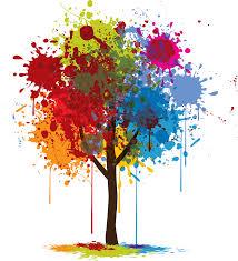 Albero del Colore Graphic design - progettazione grafica 1119*1229 Png trasparente Scarica gratis - Sfondo Del Computer, Progettazione Grafica, Impianto.