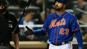New York Mets release Chula Vista native Adrian Gonzalez