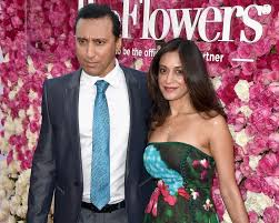 The Daily Show's Aasif Mandvi Marries Shaifali Puri in Atlanta ...