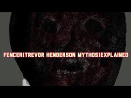 Fencer Trevor Henderson Mythos Explained Youtube