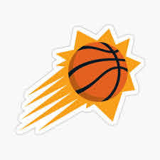 Phoenix Suns Stickers Redbubble