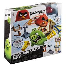 Sling and Smash Track Set Spin Master 20072925-6028427 Angry Birds