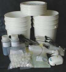 lcd aluminum anodizing kit caswell