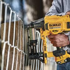 20v Max Xr 9 Ga Cordless Fencing Stapler Tool Only Dcfs950b Dewalt