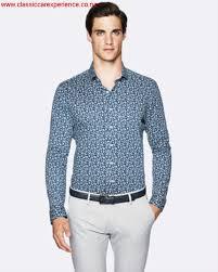 Mens Clothing | Mens Shoes Abram by Politix Online | Shirts & Longing /  Polosvy NZ Blu Lt BDILNPWY13