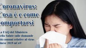 Infezione da coronavirus 2019-nCoV, cosa è e come ...