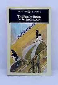 The Pillow Book by Sei Shonagon Trans Ivan Morris Penguin Classic used  paperback | eBay