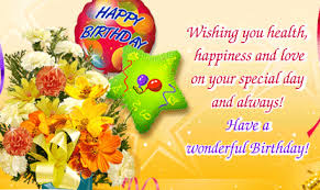 birthday wishes messages for friends