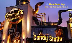 The Toothsome Chocolate Emporium & Savory Feast Kitchen Review ...