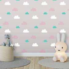 Cloud Sky Wall Decal Cloudy Nursery Kids Sticker Clouds Etsy In 2020 Wall Stickers Home Decor Wall Decals Vinyl Wall Decals