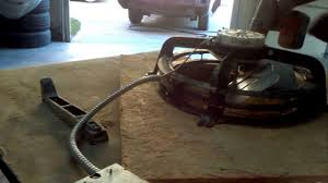 paint booth garage exhaust fan