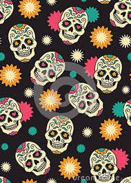 sugar skulls wallpaper 642x900