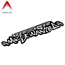Aliauto Fashion Words Car Sticker Need For Speed Auto Decorative Reflective Letter Vinyl Decal Sunscreen Waterproof 15cm 5cm Car Stickers Aliexpress