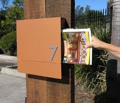 Mountain Letterbox Bobject Letter Box Design Letter Box Retro Mailbox