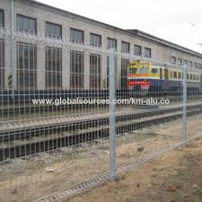 China Galvanized Welded Wire Panels Black Wire Mesh Panels Welded Wire Fence 12 Gauge On Global Sources