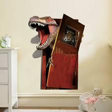 Jfamiee Dinosaur 3d Wall Decal Wayfair