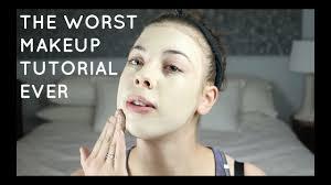 worst makeup tutorials ever saubhaya